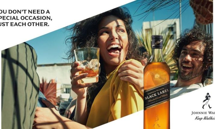 VIDEO: New Johnnie Walker Commerical Shot in Split