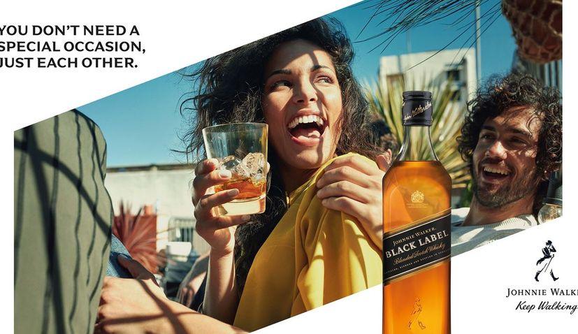 VIDEO: New Johnnie Walker Commerical Shot in Split