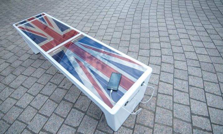 Croatian Smart Benches Enter UK Market for First Time