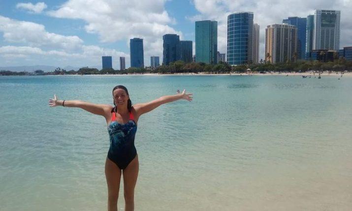 Dina Levačić Set to Become First Croatian to Swim Hawaii's Molokai Channel