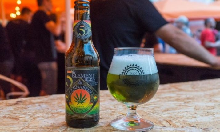First Croatian Beer with Hemp Plant Extract Hits the Market