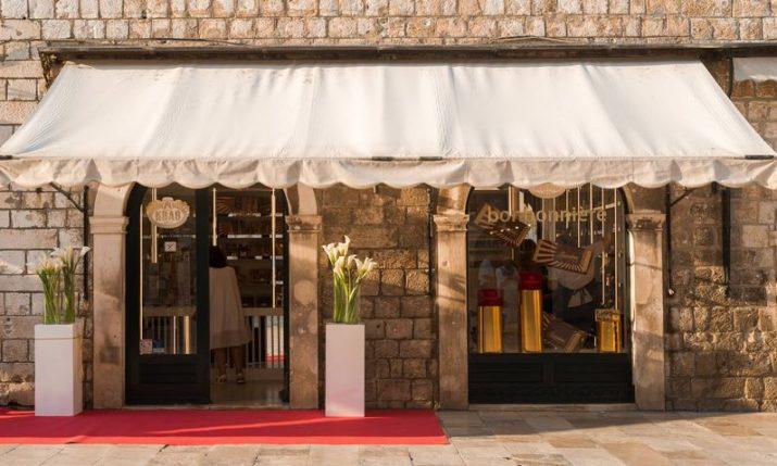 PHOTOS: Elegant Kraš Bonbonnière Opens on Dubrovnik's Stradun