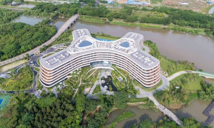 Croatian-Designed Platinum LN Garden Resort Hotel Opens in China