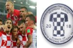 Croatian Monetary Institute Release Special Medal in Honour of World Cup Success