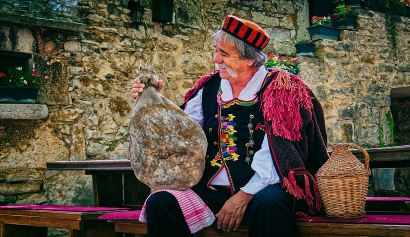 5th International Pršut Festival in Drniš this Weekend