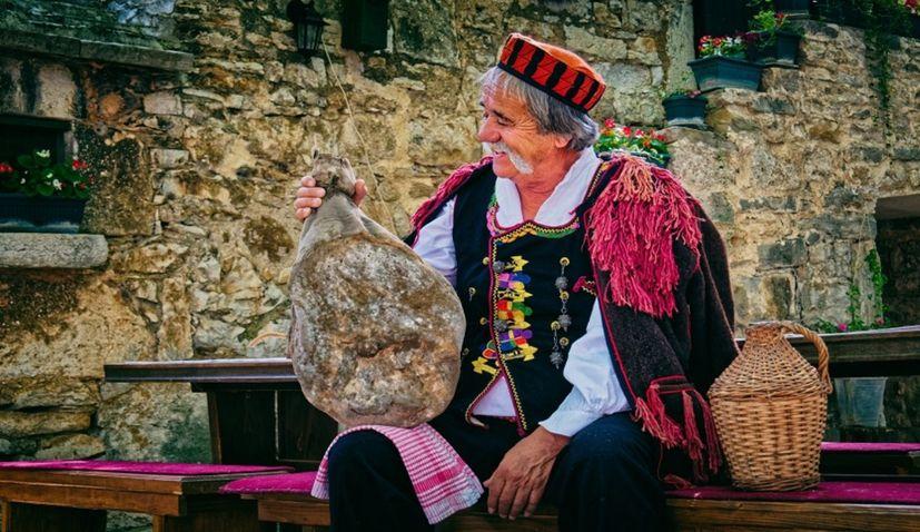 5th International Pršut Festival in Drniš this Weekend