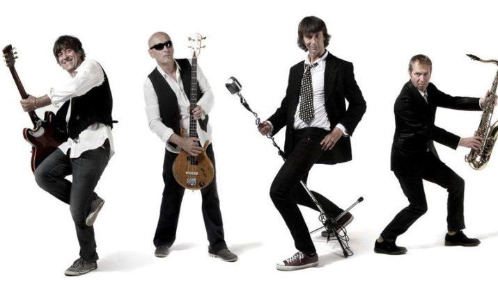 Croatian Rock Band Psihomodo Pop Touring USA & Canada