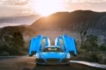 Californian Editon of Rimac Hypercar Arrives in Los Angeles