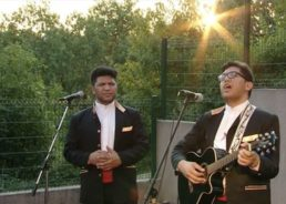 VIDEO: Klapa Samoana to perform in America for the first time
