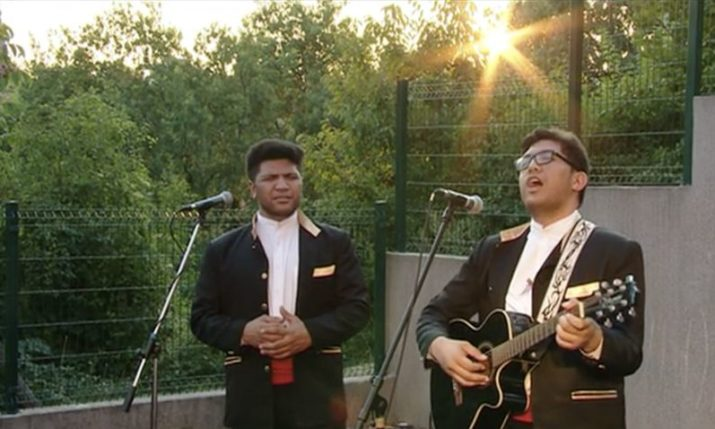 VIDEO: Samoan Brothers from NZ Perform in Zagreb