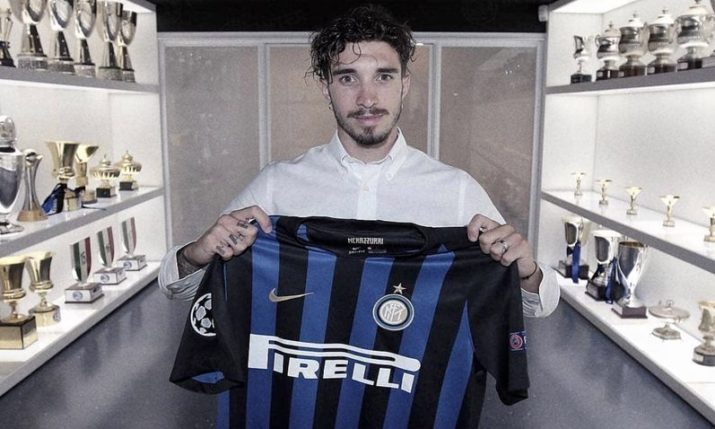 Inter Milan Sign Croatian Defender Šime Vrsaljko
