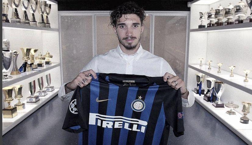 Inter Milan Sign Croatian Defender Šime Vrsaljko | Croatia Week