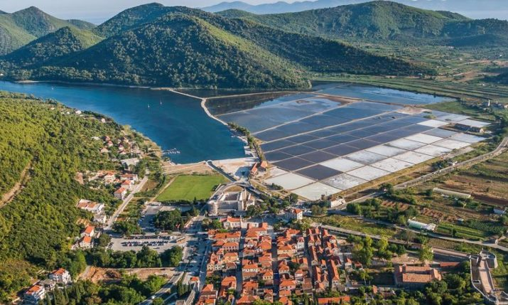 Salt Festival in Ston – Europe's Oldest Salt Pans – Set to Start