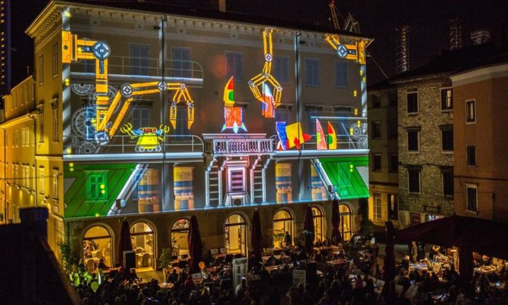 Visualia 2018: Biggest Croatian Festival of Light Set to Take Place