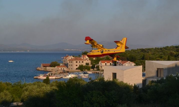 Wildfires in Croatia 98% Smaller than Last Summer