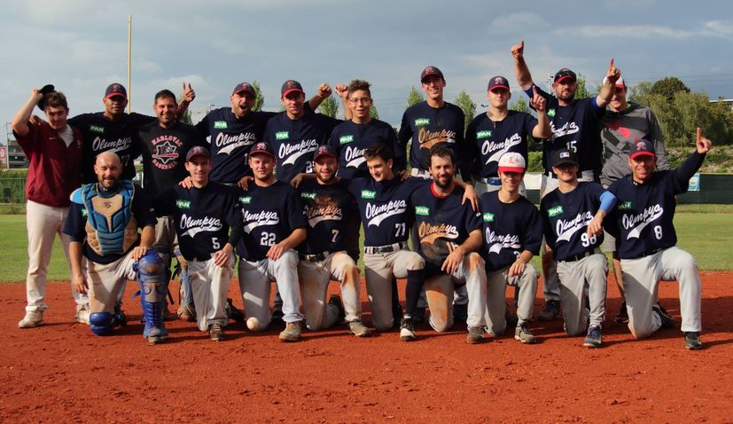 Olimpija 83 from Karlovac Wins Central European Baseball Interleague