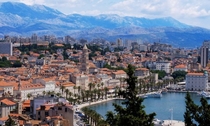 Split records double-digit rise in tourist trade in 2018