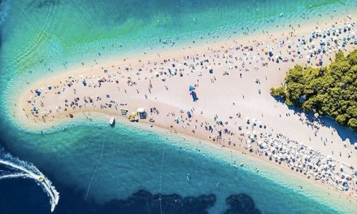 Croatia records 100 million overnight stays, one month earlier than last year