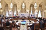 Croatian President at Third Three Seas Initiative Summit