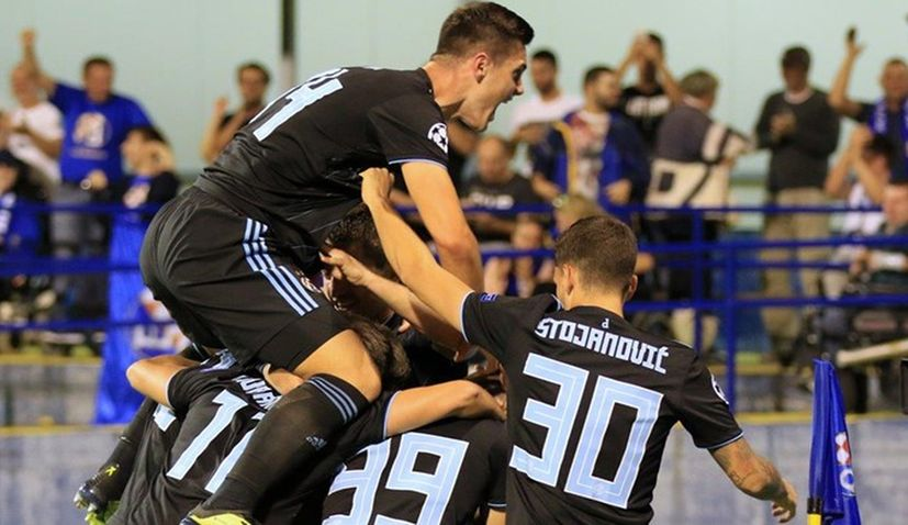 UEFA Europa League: Dinamo Zagreb Open with Big Win