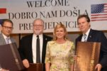 President Grabar-Kitarović Attends 25th Anniversary of the National Federation of Croatian Americans Cultural Foundation