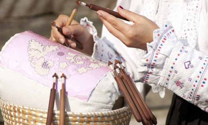 22nd International Lace Festival Opens in Lepoglava
