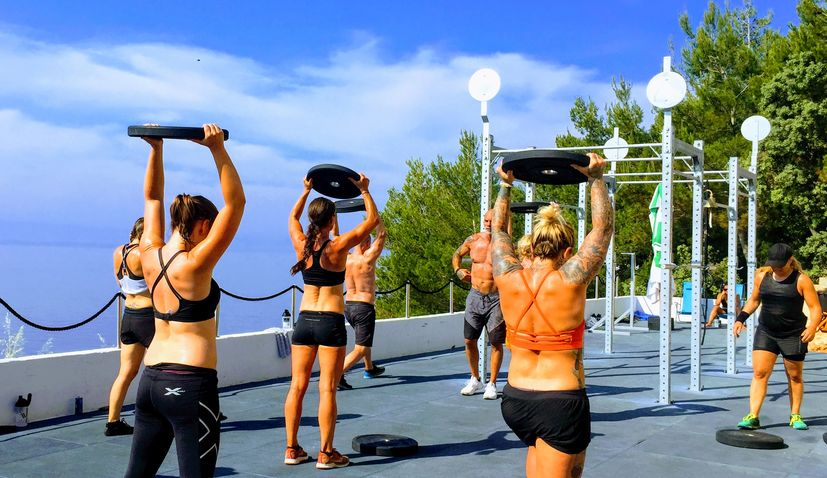 Fitness Travel: Staying in shape whilst on holiday at Lost Villa on Hvar