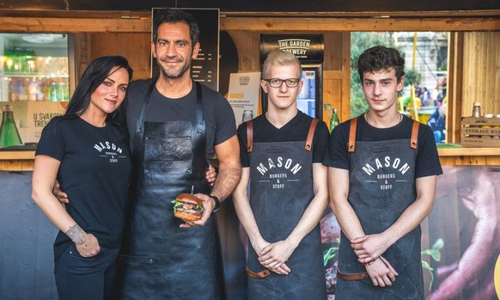 Best Burger Awards Held at Zagreb Burger Festival