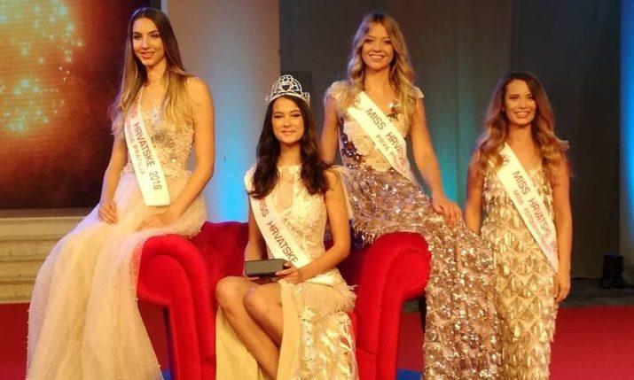 Miss World Croatia 2018 Crowned in Čakovec