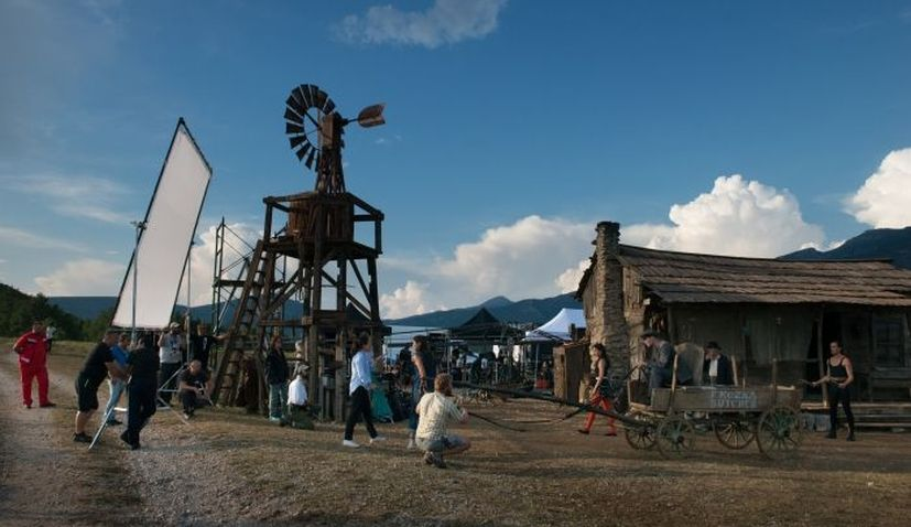 The Master Butcher's Singing Club is being shot in Croatia – the first film to use incentives for filming in regions of particular national interest