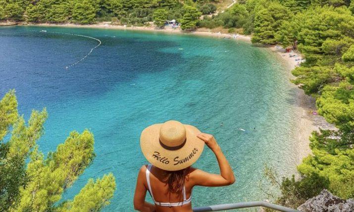 VIDEO: Breathtaking Mala & Velika Duba from the Air