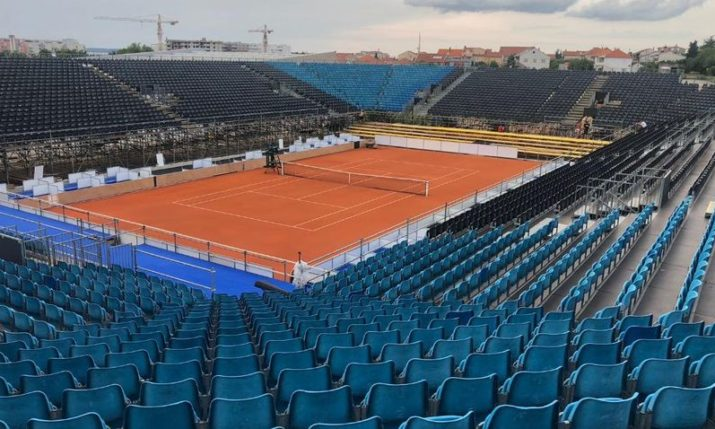 Davis Cup: Croatia Name Team for USA Semifinal