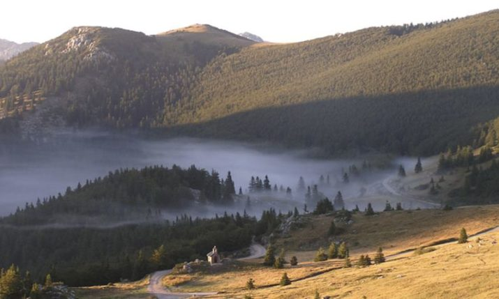 Lowest ever September temperature recorded yesterday on Zavižan