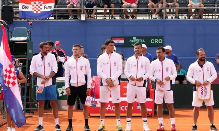Croatia Jumps to 2nd in Latest World Tennis Rankings