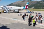 PHOTOS: 2 Millionth Passenger Arrives at Dubrovnik Airport in 2018