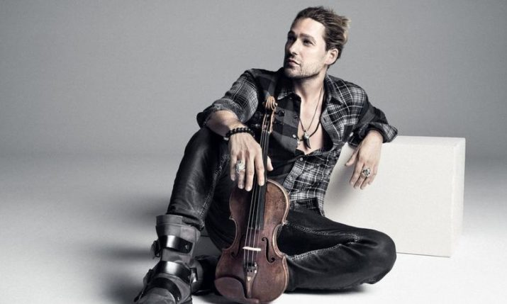 David Garrett Live in Zagreb in October