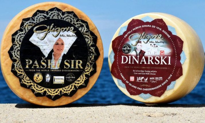 VIDEO: Behind the Scenes Making Gligora's World Award-Winning Cheeses