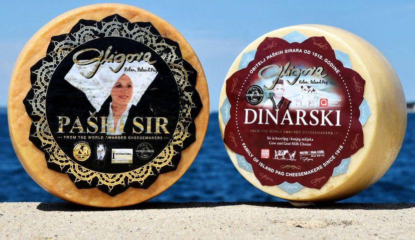 VIDEO: Behind the Scenes Making Gligora's World Award-Winning Cheeses