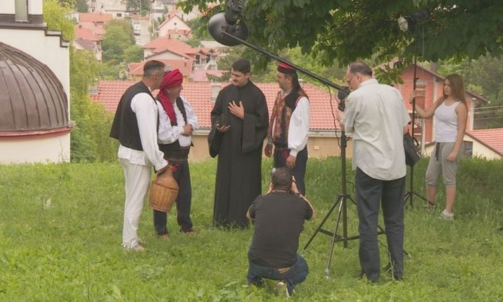 VIDEO: Croatian Film 'The Flying Friar' to Premiere in North America