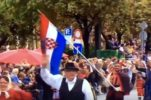 VIDEO: Croatians in National Costume Take Part in Traditional Oktoberfest Parade in Munich