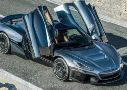 Rimac C_Two to be showcased to the public in Zagreb next weekend