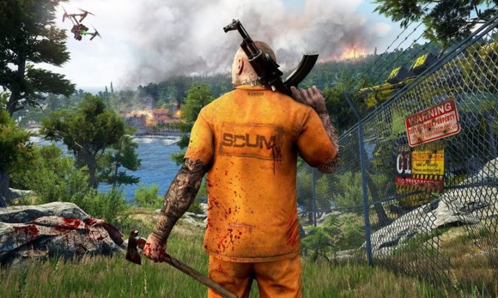 Hit Croatian Video Game SCUM Approaching 1 Million Sales