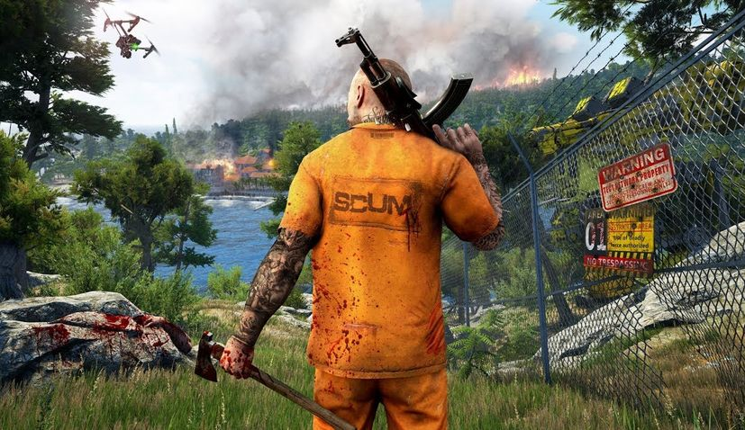 Hit Croatian Video Game SCUM Approaching 1 Million Sales