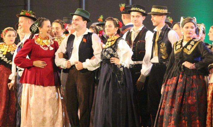 53rd Autumns of Vinkovci Officially Opened