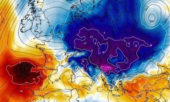 Arctic Front to End Late Summer Heat in Croatia
