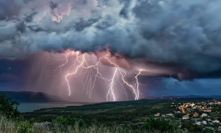 Amazing Photos from Croatia Finalists in WMO Calendar Competition