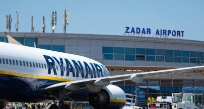 Ryanair to launch three new flights to Zadar on the Dalmatian coast