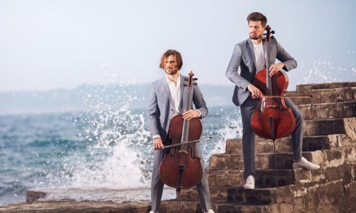 2CELLOS to take a break after Australia, New Zealand & US tour