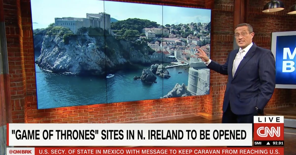 VIDEO: Dubrovnik mayor on CNN talks overcrowding & Game of Thrones