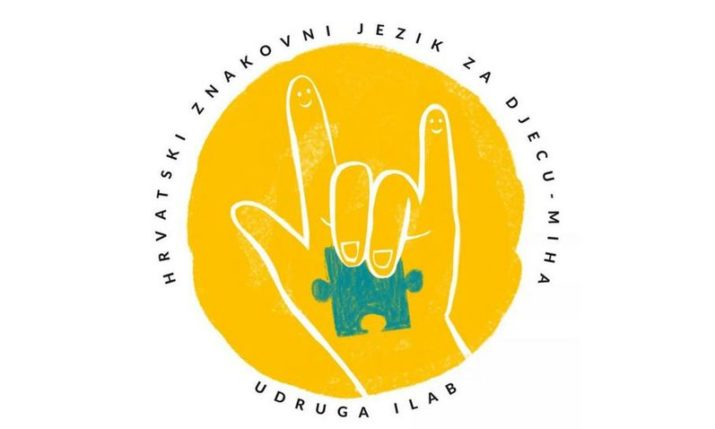 Mobile app for Croatian sign language for children created